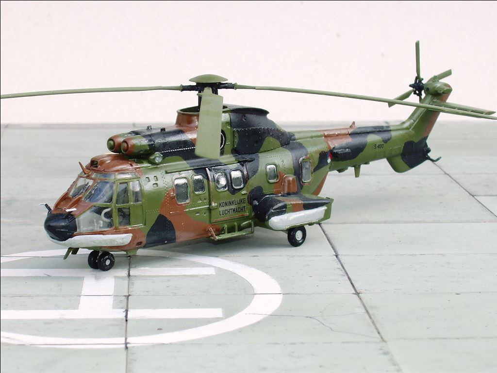 Eurocopter AS 352U2 Cougar Mk 2 AKleijn