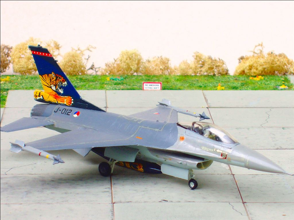 GD F 16A Tiger Meet 313 Sqn AKleijn