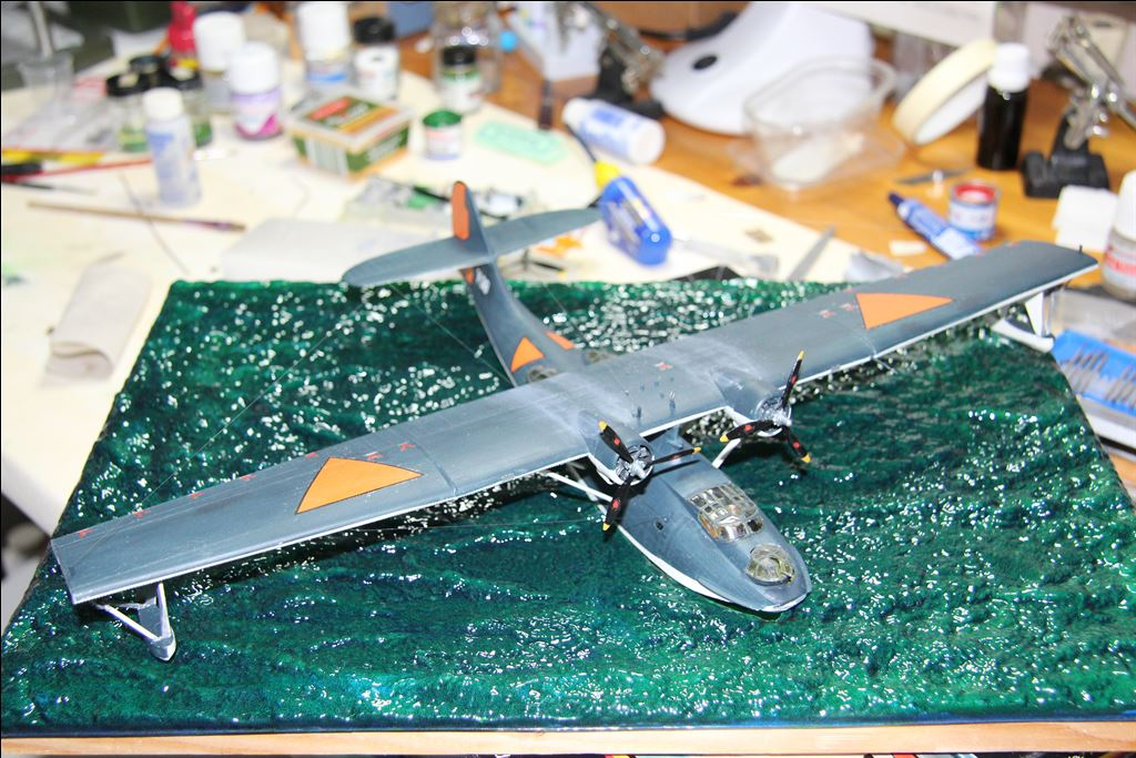 Model PBY-5 Catalina W Jonker