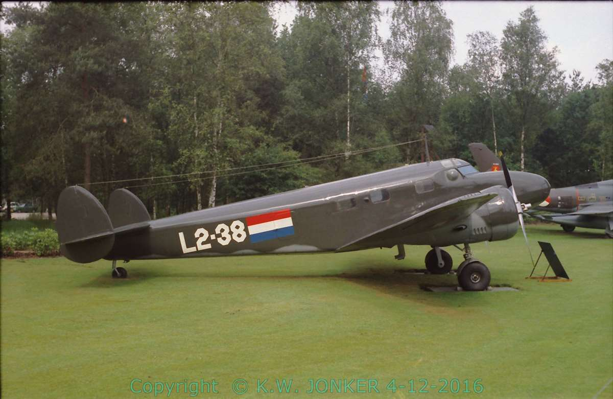 Lockheed 12 L2-38